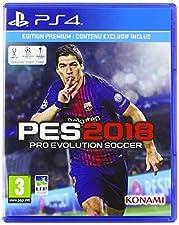 PES 2018 Premium D1 Edition