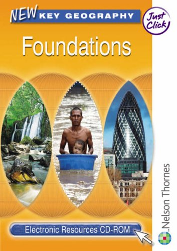 New Key Geography: Foundations: Just Click CD-ROM