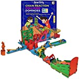 Smartivity Chain Reaction Colliding Dominoes stem, DIY, Educational, Learning, Building and Construction Toy