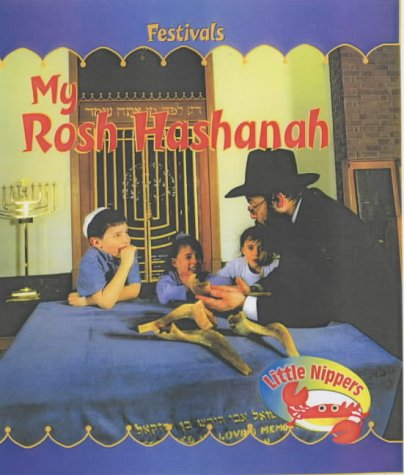 Little Nippers: My Rosh Hashanah Hardback (Little Nippers: Festivals)