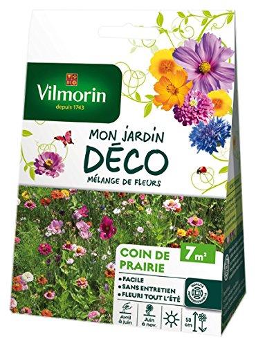 Vilmorin 5868107 Mélange de fleur, Multicolore, 11 x 5 x 18 cm