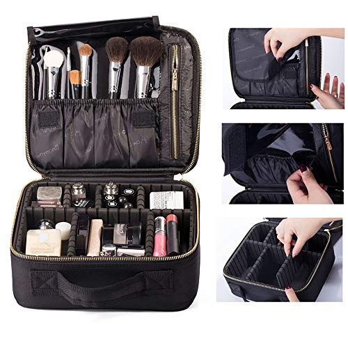 ROWNYEON Makeup Case Kosmetiktasche Make-up Fall Makeup