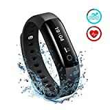 Fitness Tracker IP68, Mpow Braccialetto Fitness Impermeabile IP68 Orologio Fitness Smartwatch...