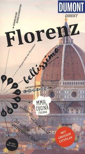 DuMont direkt Reiseführer Florenz: Mit großem Cityplan