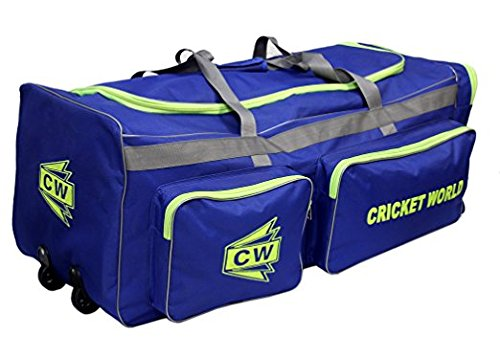 967095568ce0 CW Men s Sports Megapak Wheel Cricket Kit Bag Royal Blue . This cricket kit  specially designed for sports players. Suitable for club