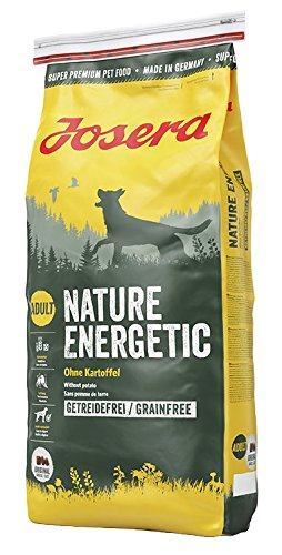Josera Nature Energetic, 1er Pack (1 x 15 kg)