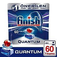 Finish Quantum 60 Tablet Bulaşık Makinesi Deterjanı