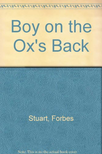 The boy on the ox's back, and other African legends