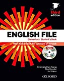 English File Elementary, Third Edition (Student's Book, Pocket Book, iTutor DVD, Workbook with Key and iCheck CD, Vocabulary Checker) (English File Third Edition)