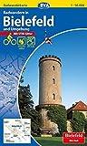 Radwanderkarte BVA Radwandern in...