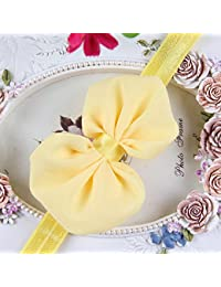 leading-star Baby Flower Hair Bow Band