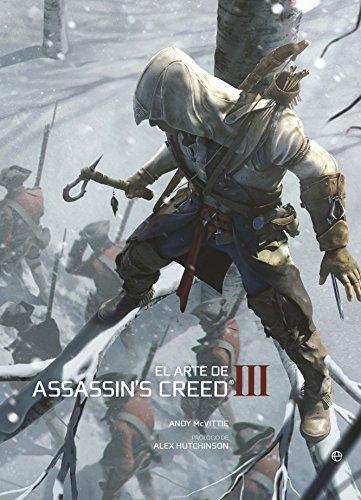 El Arte De Assassin's Creed III (Libro ilustrado)