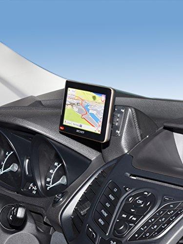 Preisvergleich Produktbild KUDA Navigationskonsole (LHD) für Ford EcoSport ab 2012 Kunstleder Schwarz