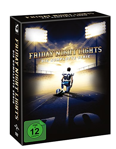 Friday Night Lights - Die Komplette Serie in einer Fan-Box [Limited Edition] [22 DVDs]