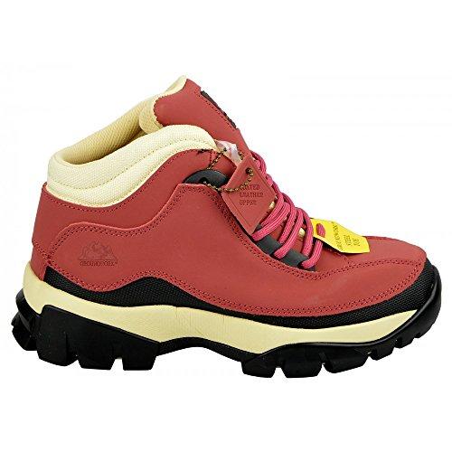 Kick Footwear, Stivali donna Rosso (rosso)