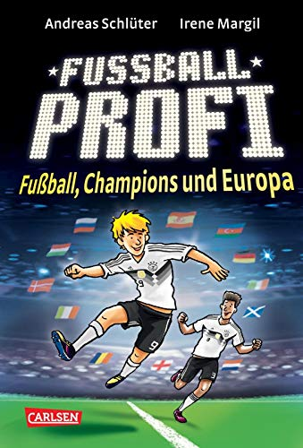 Fußballprofi 4: Fußballprofi - Fußball, Champions und Europa (4)