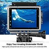 APEMAN Action Kamera WIFI sports cam 4K camera 20MP Ultra Full HD Unterwasserkamera - 9