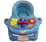 Musical And Talking 2in1 Baby Walker And Rocker -Colour Blue