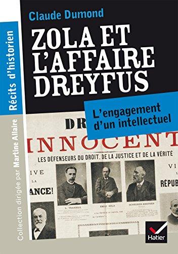 Récits d'historien - Zola et l'affaire Dreyfus