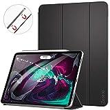 Ztotop Funda para iPad Pro 11 Pulgadas 2018, Respaldo magnético Inteligente Smart Cover Auto-Sueño/Estela,Estuche A1980 A1934 A2013,Negro