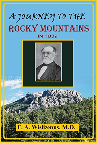 A Journey to the Rocky Mountains in 1839 (English ()