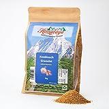 Knoblauchgranulat Knoblauch granuliert 1kg,Premium Qualität aus Indien Ursprung: Himalaya Gebirge Indien, Naturware