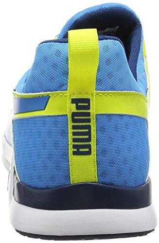 Puma Pulse Xt Sport Uomo Scarpe Da Interno Giallo (zolfo Primavera-cloisonné 01)