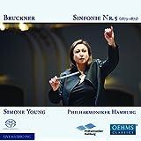 Bruckner:Symphony No. 5 [Simone Young, Hamburg Philharmonic ] [OEHMS CLASSICS: OC689]