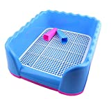 Indoor Dog Puppy Plastic Potty Training Dog Toilet - Best Reviews Guide