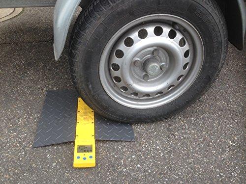 Preisvergleich Produktbild Auffahr-Rampe für REICH Caravan-Waage