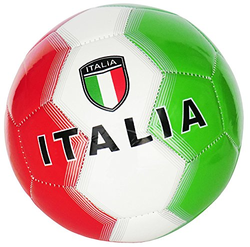 Sport Store BALÓN DE FÚTBOL Italia TAMAÑO 5 Verde