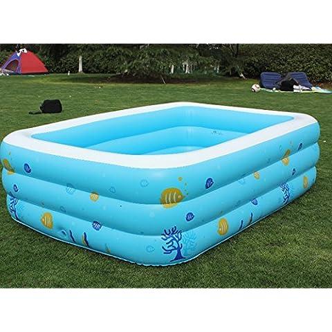 LIVY Ispessimento aumenti famiglia piscina gonfiabile Super marine palla piscina adulto bagno bacino