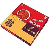 Cornitos Salsa Dip, 4 in 1 Pack, 200g