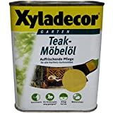 Xyladecor TeakMöbelöl teak 0,75 Liter