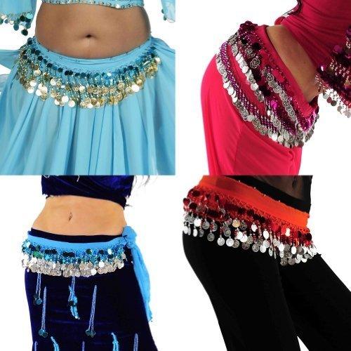 Miss Belly Dance Bauchtanz Großhandel von 10MP Chiffon -
