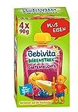 Bebivita Kinder Spaß Gartenfrüchte, 4 Stück, 360 g