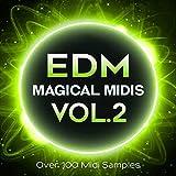 EDM Magical Midis Vol. 2 - Over 100 Midi Melodies for EDM Production [DVD non Box]