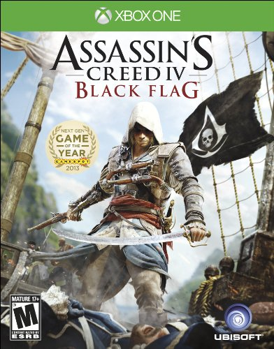Assassin's Creed IV Black Flag – Xbox One 51R8WMYPI7L