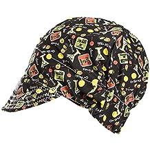 Gorra de soldador de Lovinn, ajustable de 56 cm a 64 cm
