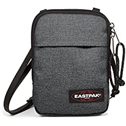 Eastpak Buddy Sac bandoulière, 18 cm, Gris (Black Denim)