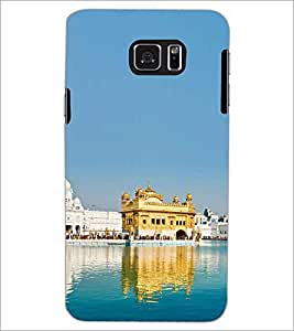 PRINTSWAG GOLDEN TEMPLE Designer Back Cover Case for SAMSUNG GALAXY S6 EDGE PLUS