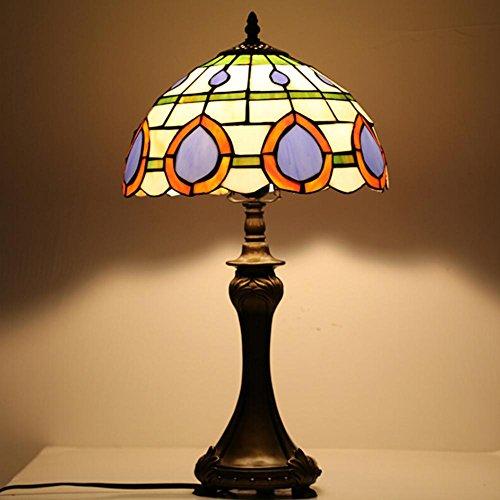 AOKARLIA Baroque Lampes De Bureau Veilleuse éTudiants LumièRes Lecture éClairage du Salon