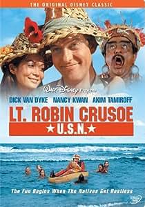 Lt Robin Cruso - REGION 1 NTSC