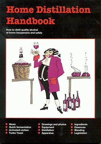 Destillations-Handbuch für zuhause,