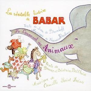 """Afficher """"La véritable histoire de Babar"""""""