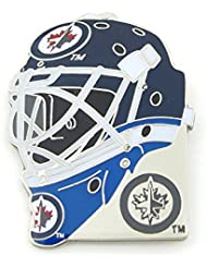 Jets de Winnipeg Masque de gardien Pin