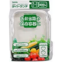 Prue tight lunch 800ml white LB-800 (japan import)