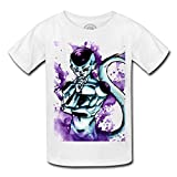 T-shirt enfant dragon ball Z freezer manga anime