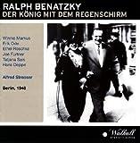 Benatzky: Der Konig mit dem Regenschirm (Depper, Ode, Markus, RIAS/Strasser) 1953 by Hans Depper