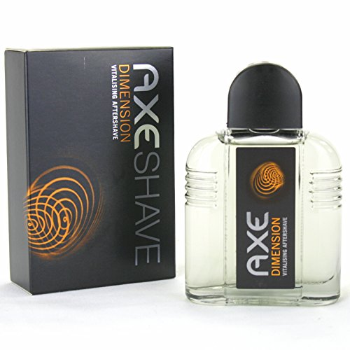 2 x 100ml Axe After Shave Dimension = 200ml